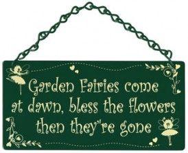 Garden Fairies...