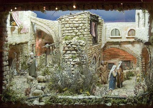 Exposicion de dioramas. Amigos del Belen de Zaragoza. | Flickr - Photo Sharing!