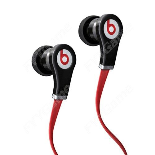Monster Beats Tour By Dr.Dre In-Ear High Resolution Earphones - Red/Black (Tour-red/black)-Monster Headphones-Monster Beats Earphones-http://www.egamechina.net/