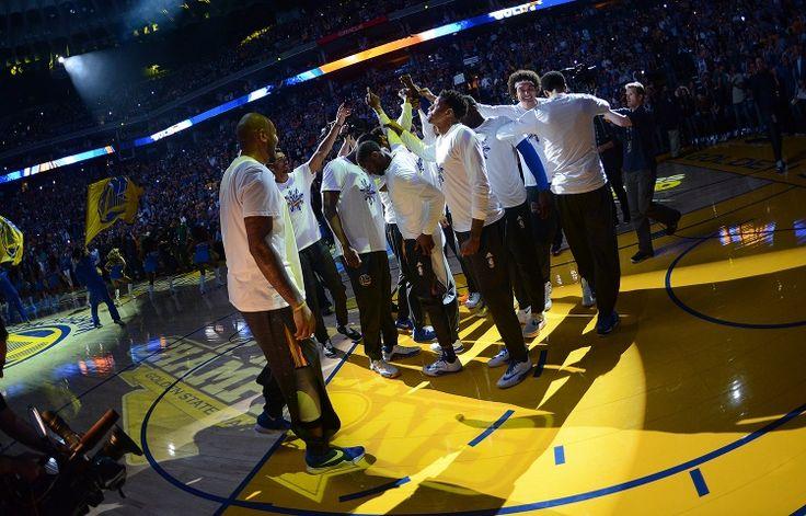 Photos: Warriors vs. Mavericks - 3/25/16