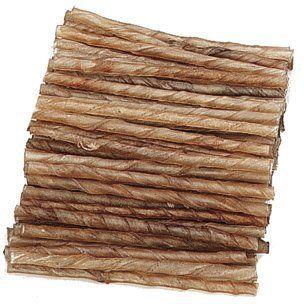 CIGARETTE BUF 7-8MM 100PCS – Sans nicotine ni tabac: Price:14.84Bâtonnets de peau pressée, friandise pour chiensCes barres délicieuses…