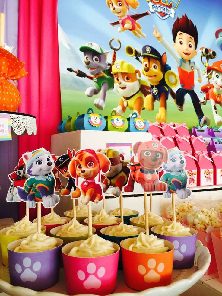 PAW PATROL  Birthday Party Ideas | Photo 6 of 22