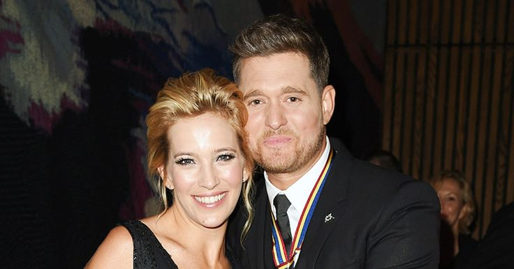 Michael Buble's Wife Shares Pic With Kids After Noah's Cancer Battle: #michaelbuble