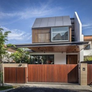 Wallflower Architecture+Design | Far Sight House