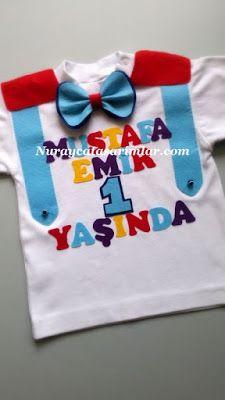 Nuraycatasarımlar: Mustafa Emir'in Doğum Günü Partisi İçin:)
