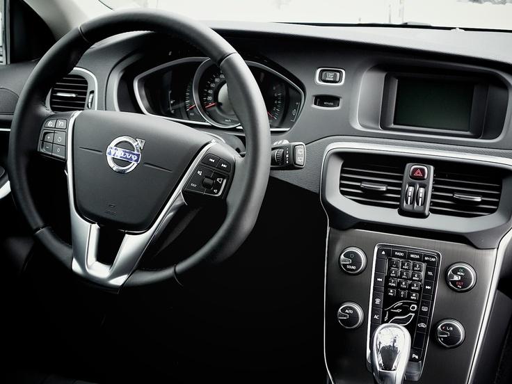 My Volvo V40 | Deep inside