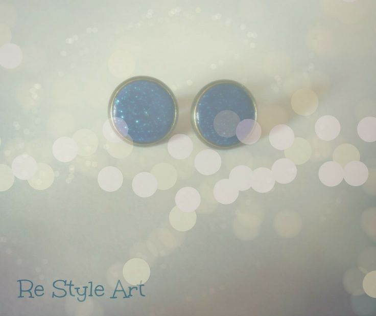 studs in fimo :D