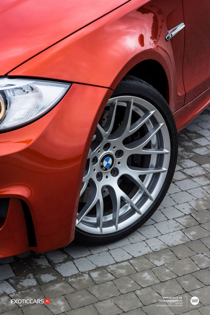 This car definitely will be classic soon http://exoticcars.pl/testy/bmw-1-m-coupe-vs-m235i-coupe/