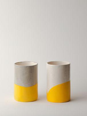 Best 25+ Ceramic Cups ideas only on Pinterest | Ceramics ideas ...