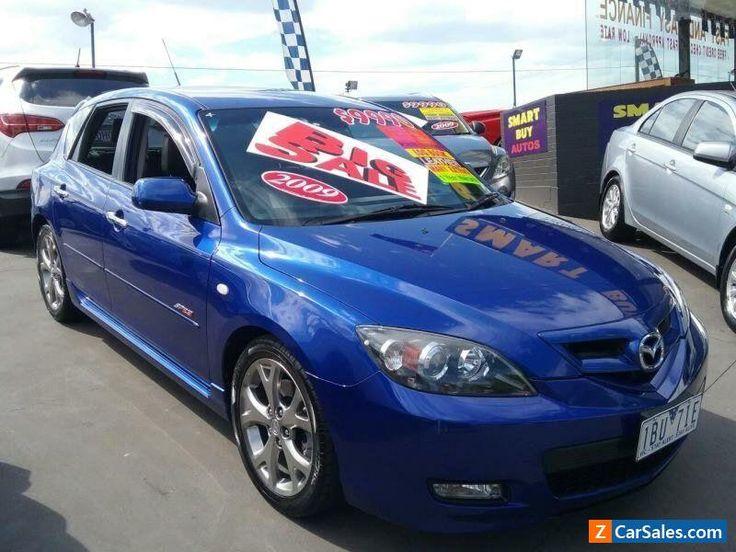 2008 Mazda 3 BK MY08 SP23 Blue Manual 6sp M Hatchback #mazda #3 #forsale #australia