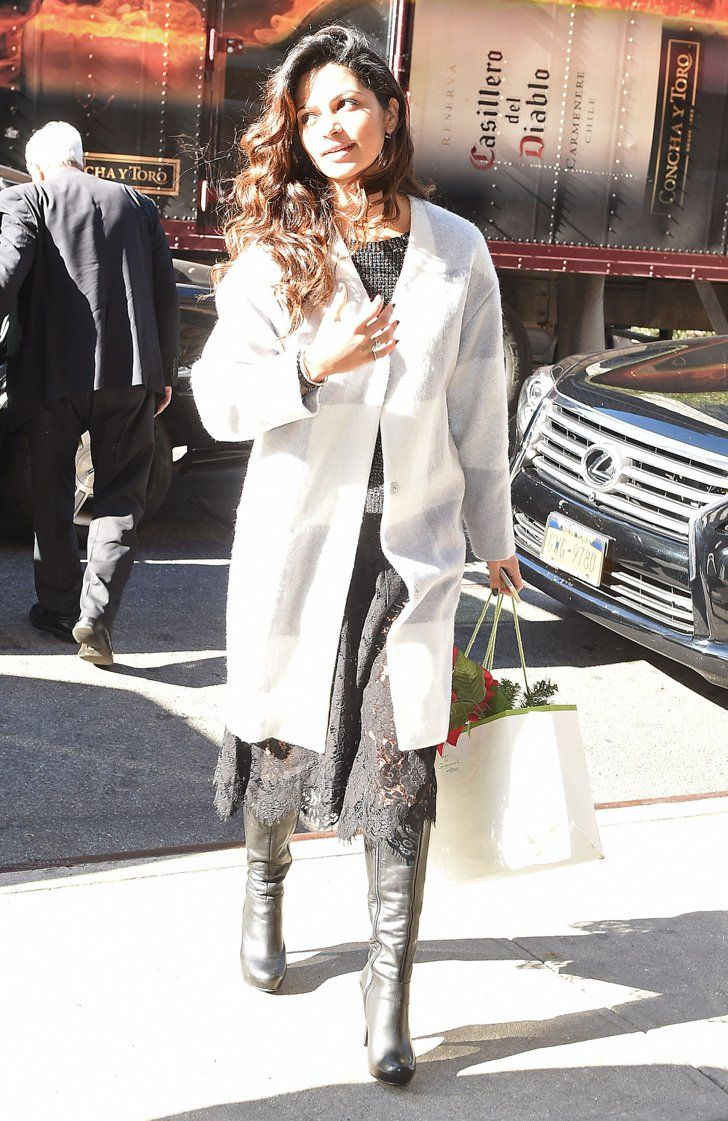 Camila Alves Just Wore the Wool Coat You've Been Dreaming of This Fall