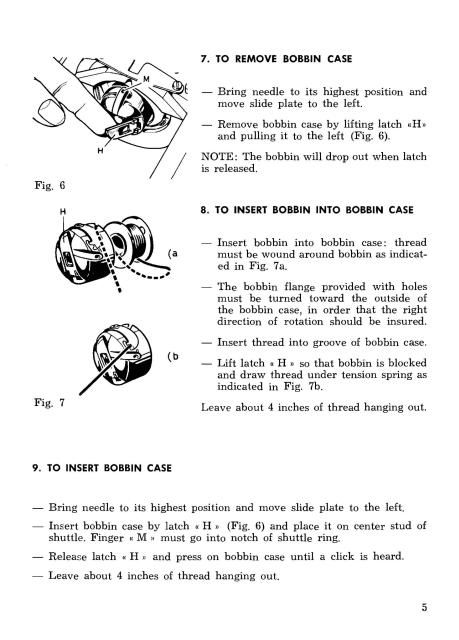 1271 best Sewing Machine Manuals images on Pinterest Filing - instruction manual