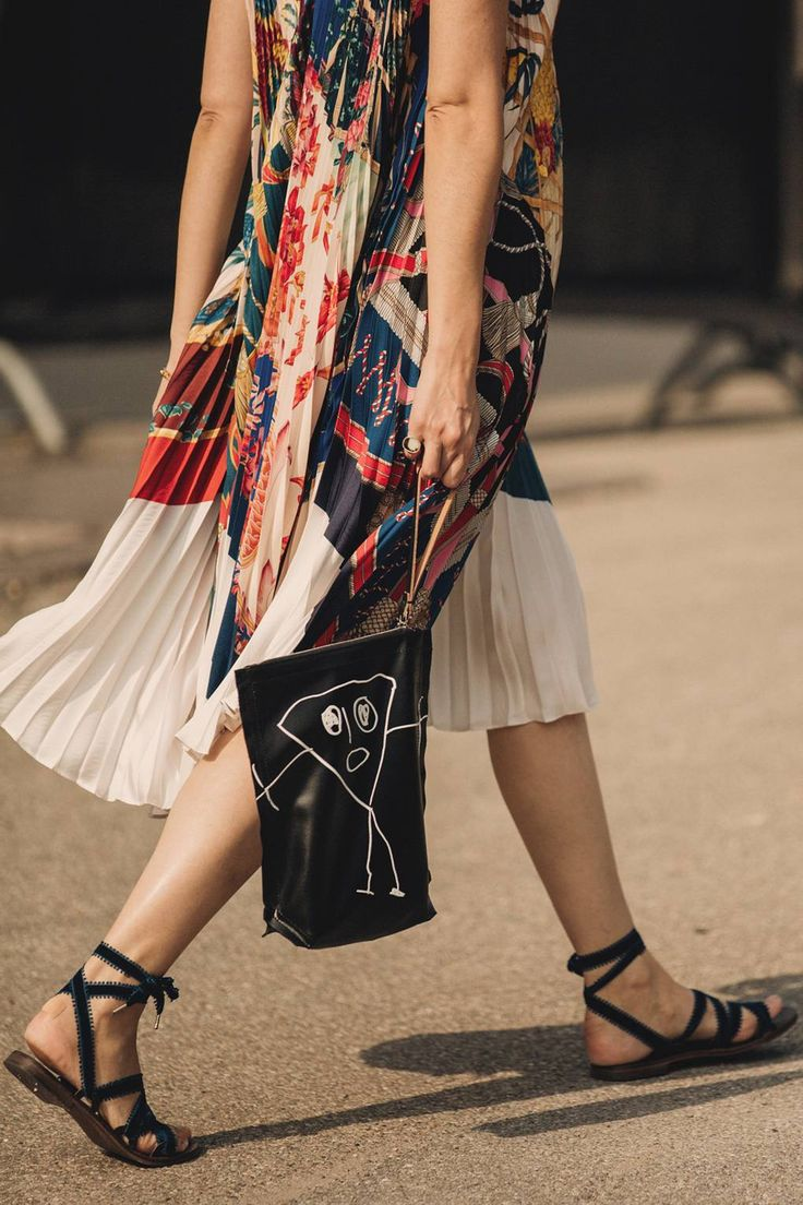 The Best Street Style From Milan Fashion Week 1