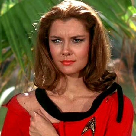 "Emily Banks Star Trek Original series episode ""Shore Leave"""