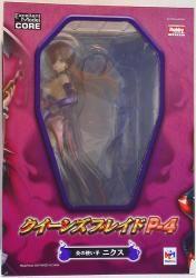 メガハウス/エクセレントモデルコア 炎の使い手ニクス/クイーンズブレイドP-4/PVC