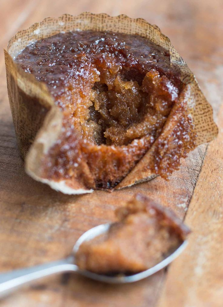 Moist, buttery cakes, soaked with deliciousness! Recipe from Sqirl in Los Angeles...