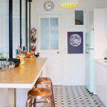 cuisine semi ouverte - Marie Claire Maison