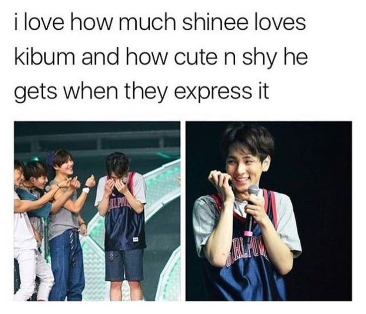 Shinee loves everyone :D
