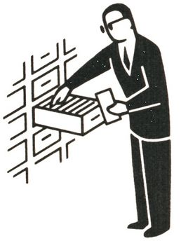 Gerd Arntz, for the Nederlandse Stichting voor Statistiek.