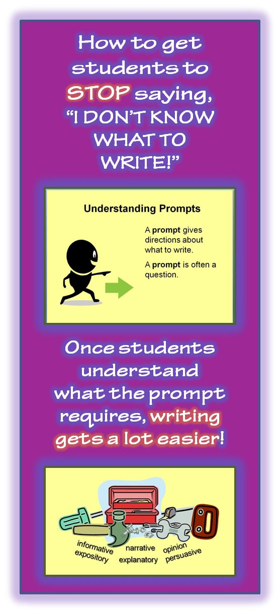 expository and persuasive writing prompts There are four main types of writing: expository, persuasive, narrative, and   descriptive – a type of expository writing that uses the five senses to paint a  picture.