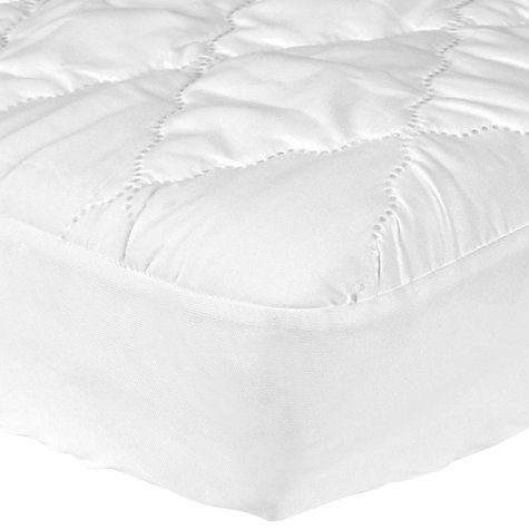 Micro Fresh Easy Care Cot Mattress Protector