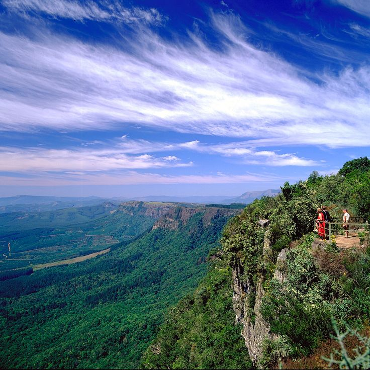 Mpumalanga | God's Window | Panorama Route |South Africa