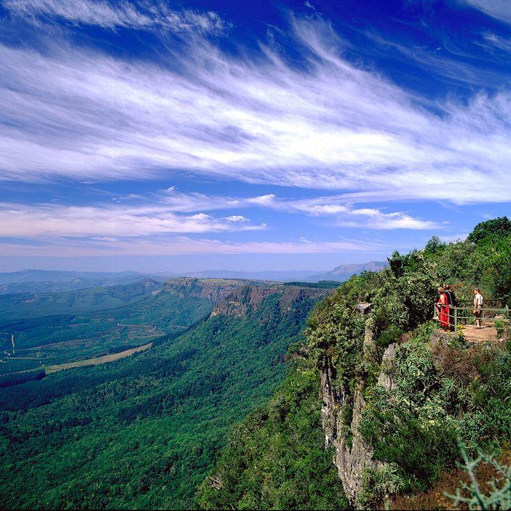 Mpumalanga | God's Window | Panorama Route |South Africa