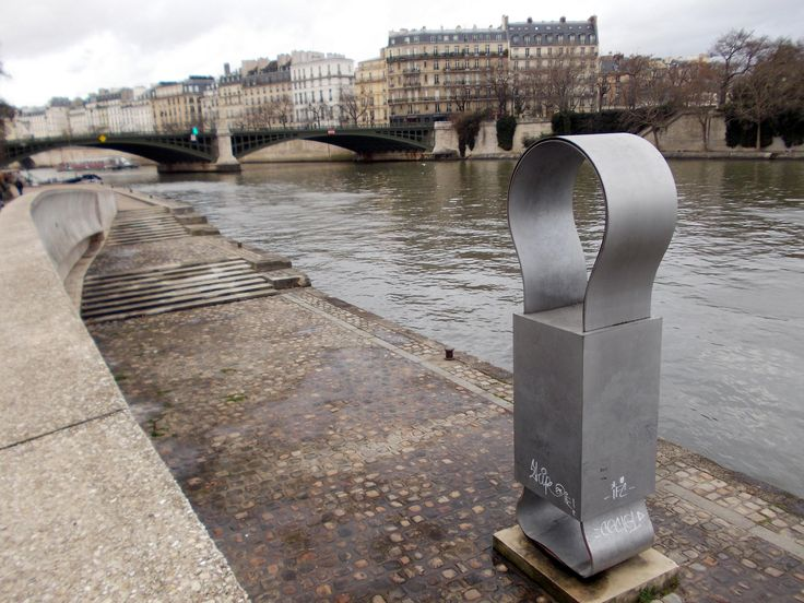 Les quais de la Seine à Paris