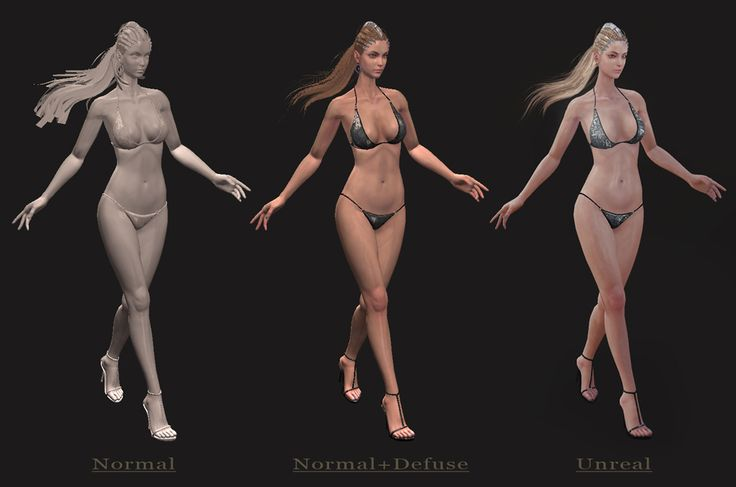 GGSCHOOL, Designer 강지태, Student Portfolio for game, 3D Character Design, www.ggschool.co.kr