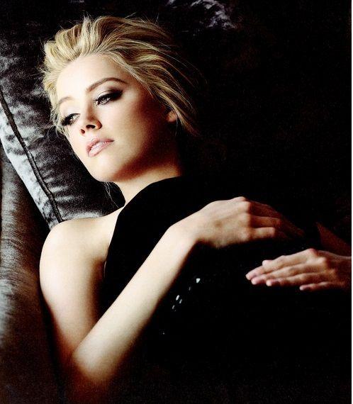 Amber Heard - great style!!