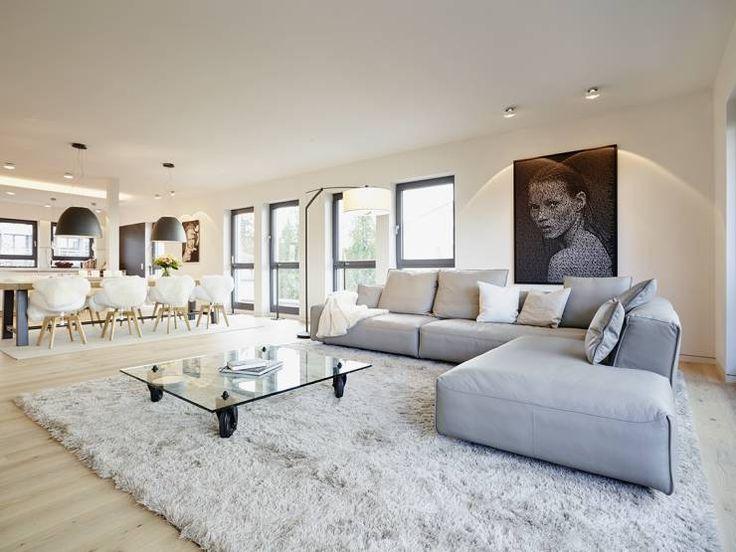 die besten 17 ideen zu moderne wohnzimmer auf pinterest wohnzimmer moderne dekoration und modern. Black Bedroom Furniture Sets. Home Design Ideas