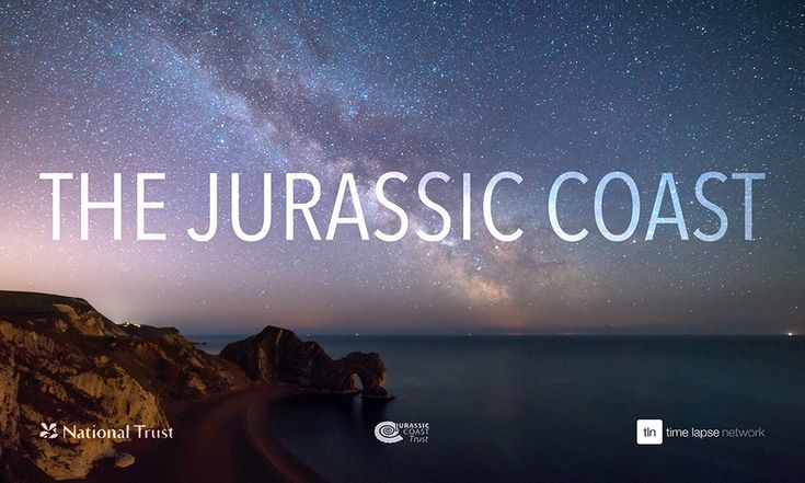 VIDEO 4 years of work, 35,000 pictures and 13,645km: introducing Jurassic Coast  #UK