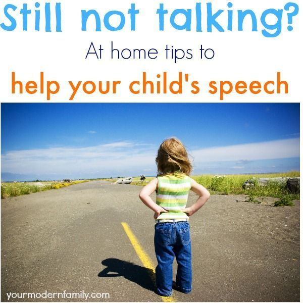 Late Talkers: Toddler Speech Delays