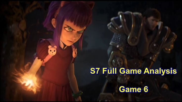 This is how I carry on Annie - Narrated https://www.youtube.com/watch?v=3h4l9y8MCV8 #games #LeagueOfLegends #esports #lol #riot #Worlds #gaming