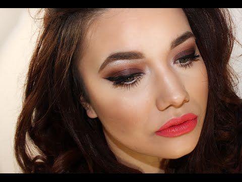 Bombshell Makeup FTJaclyn Hill Morphe Palette   thatgirlshaexo