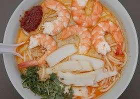 The Wong List: My Mom's Nonya Laksa Recipe