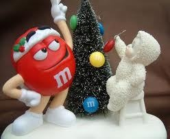 "Snowbabies ""The perfect Tree"" M & M Department 56"