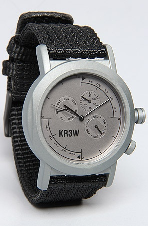 The Navigator Watch in Grey OS
