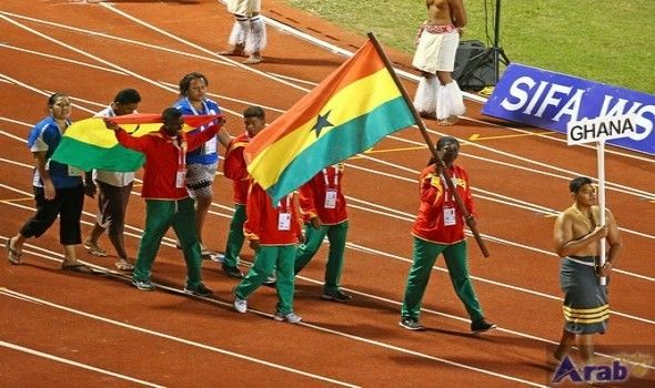 Ghana wishes Olympic team well
