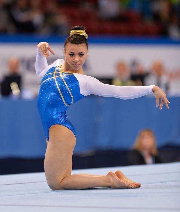 MCSMaria's Artistic Gymnastics Blog: Favorite Routines: Claudia Fragapane