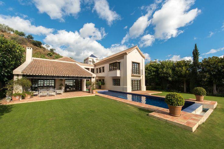 Luxury Villa in Benahavis
