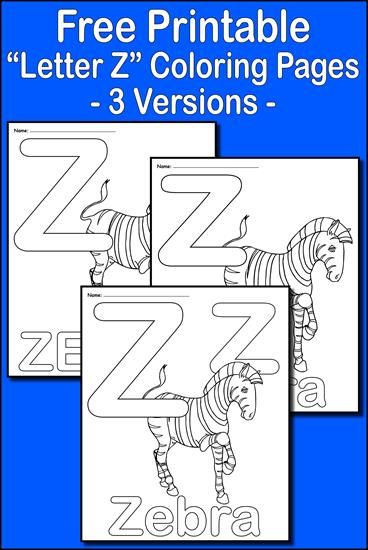 Easy Alphabet Coloring Pages : Best images about coloring pages for kids on pinterest