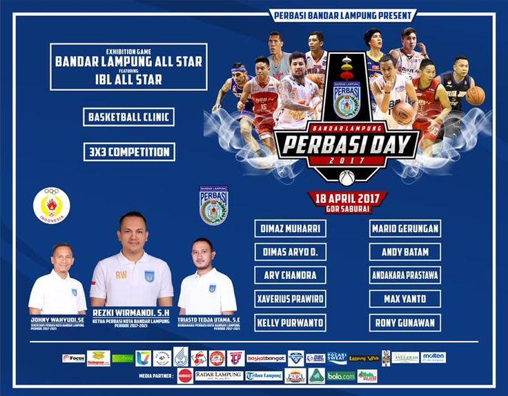 Ingin Majukan Basket Di Kota Lampung, Sejumlah Program Kerja telah Disiapkan Pengurus Baru Periode 2017-2021