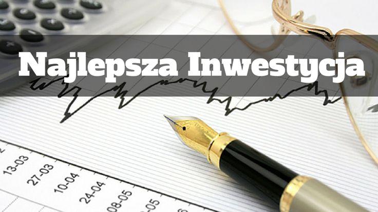Najlepsza #inwestycja? Oto ona: http://blog.swiatlyebiznes.pl/najlepsza-inwestycja/