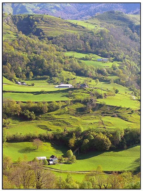 Sainte-Engrace, Pays Basque, Pyrenées, France.