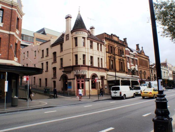 Rus Hotel Australia Haunted Hotels Of The World