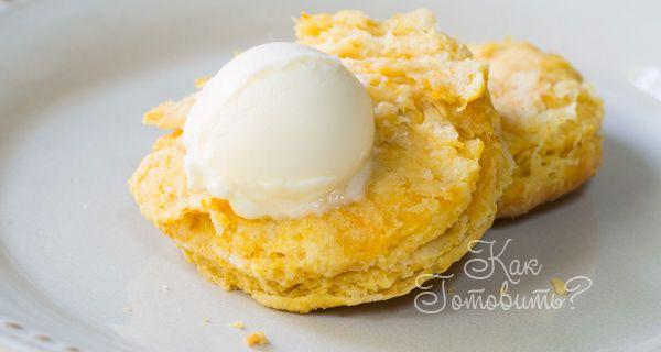 Печенье из сладкого картофеля батата