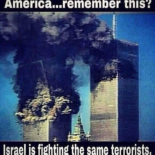 Support Israel Against Terrorism