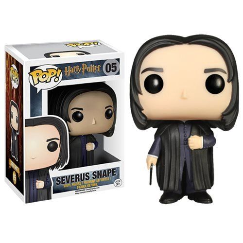 Fans of Harry Potter! Professor Severus Snape Fuko Pop is now even more affordable. Click the link to get this adorable pop before it's all gone!