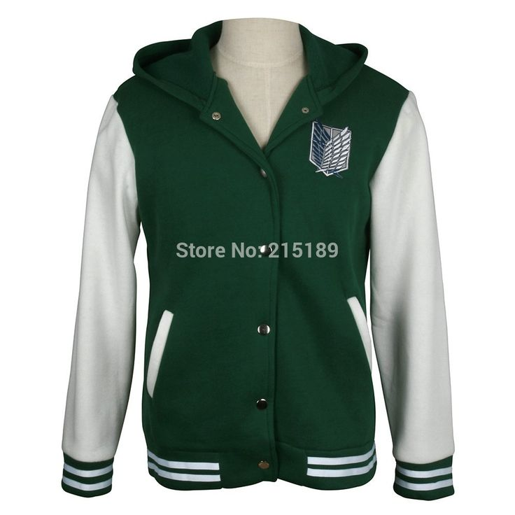 Shingeki no kyojin attack on titan jacket Velvet fashion casual hoodies Sweatshirt cosplay anime